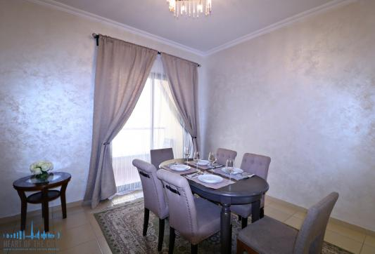 Dining Area in apartment - vacation rental at Shams JBR Dubai