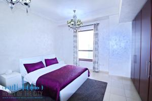 Second Bedroom in apartment for short term rent at Shams JBR Dubai