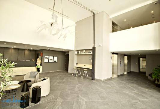 Lobby in Belgravia II at JVC Dubai