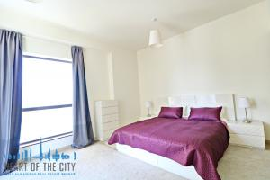 Bedroom in Holiday Apartment for vacation rental in Bahar JBR Dubai
