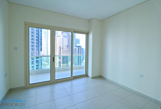 Master bedroom in Apartment for sale Royal Oceanic Dubai Marina