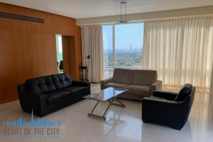 Sitting area in apartment for sale in Madina Tower at JLT Dubai