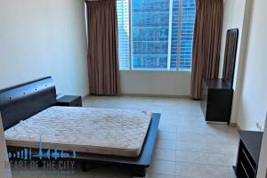 Bedroom in apartment for sale in Madina Tower at JLT Dubai