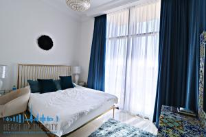 Master Bedroom in Townhouse for rent in Calero Damac Hills in Dubai