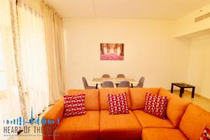 Living room in Apartment for rent in Bahar at JBR Dubai