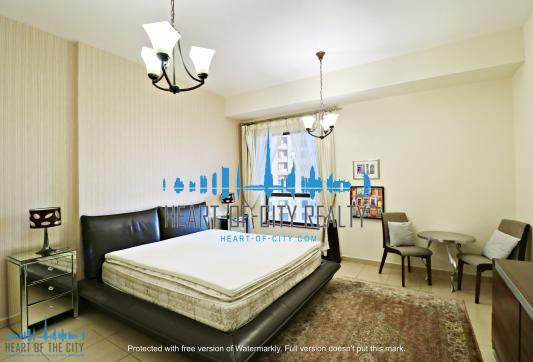 Bedroom in apartment for rent in Rimal-1 at JBR Dubai