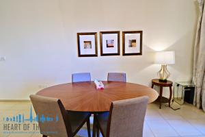 Sitting area in apartment for rent in Rimal-1 at JBR Dubai