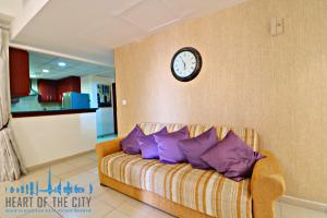 apartment in Rimal-1 at JBR Dubai