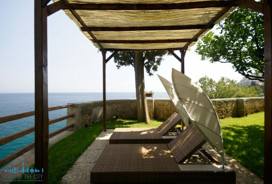 Holiday Villa in Amalfi in Italy