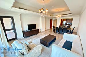 Sitting Room in Apartment for rent in Fairmont South Residence in Palm Jumeirah Dubai
