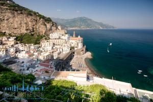 Villa for rent in Amalfi in Italy
