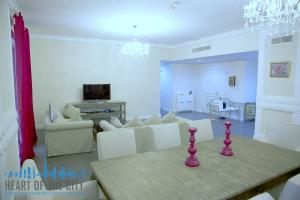 Dining area in Apartment for sale in Sadaf at JBR