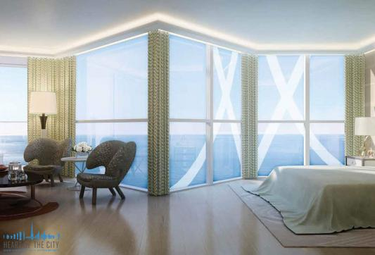 Apartments at Tour Odeon in Monaco