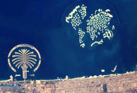 World Islands in Dubai