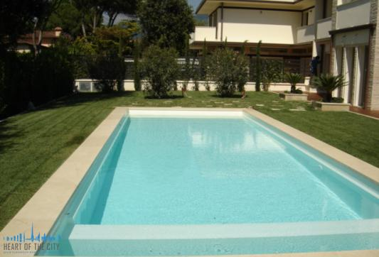 Holiday Villa for rent in Forte dei Marmi