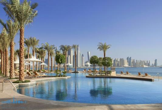 Fairmont Residence South at Palm Jumeirah in Dubai