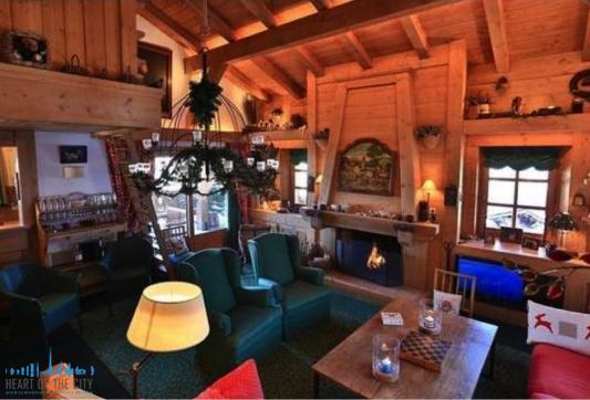 Chalet in Megeve in France