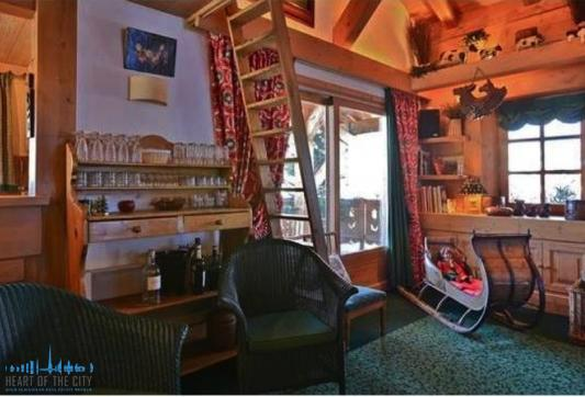 Holiday Chalet in Megeve in France