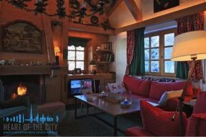 Chalet for rent in Megeve
