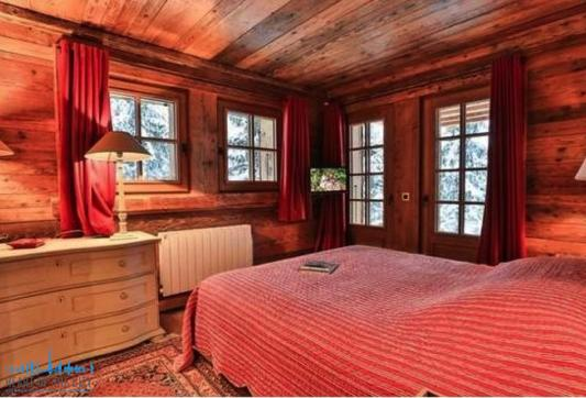 Holiday Chalet in Megeve