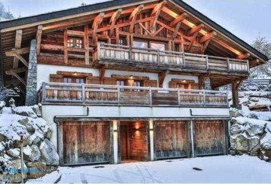 Chalet for rent in Megeve France