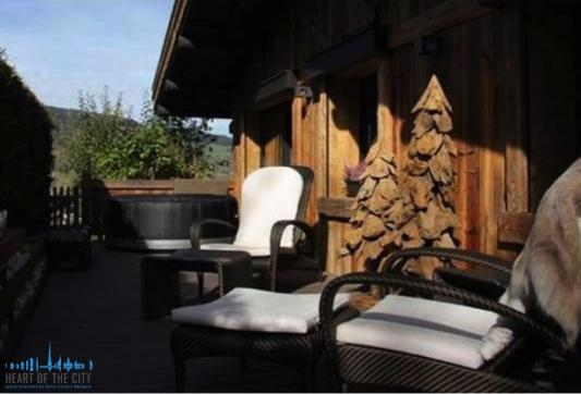 Chalet for rent at Megeve
