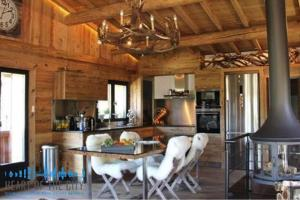 Holiday Chalet at Megeve in France