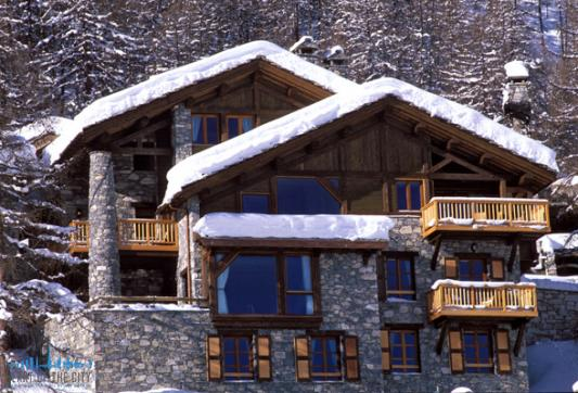 Holiday Chalet in Val d'Isere France