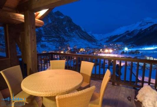 Chalet for rent in Val d'Isere France