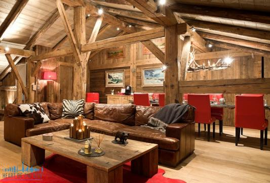 Chalet for rent at Chamonix