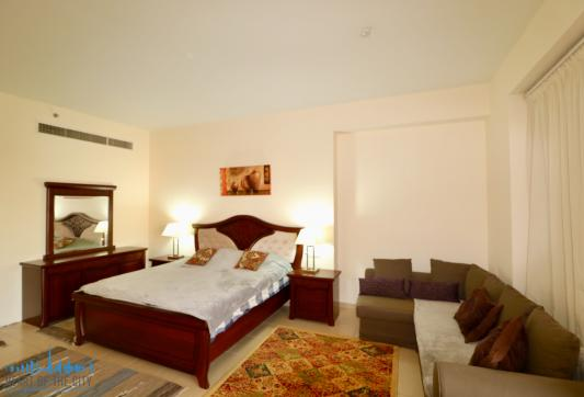 Vacation apartment for short stay at JBR Dubai