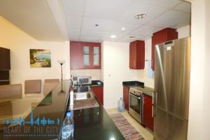 Holiday home for short stay at JBR Dubai