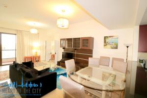 Vacation apartment at Rimal JBR Dubai