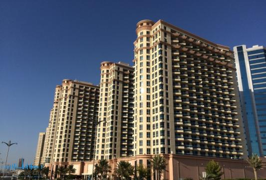 Lago Vista Towers at IMPZ in Dubai