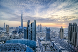 Dubai is officially recognized a decrease in rental prices for the first time in three years
